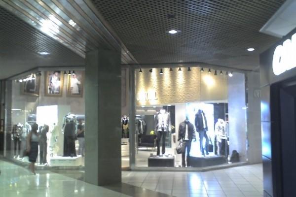Loja L´Official – Florianópolis/SC – Construção Total