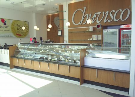 Chuvisco – Floripa Shopping – Construção Total