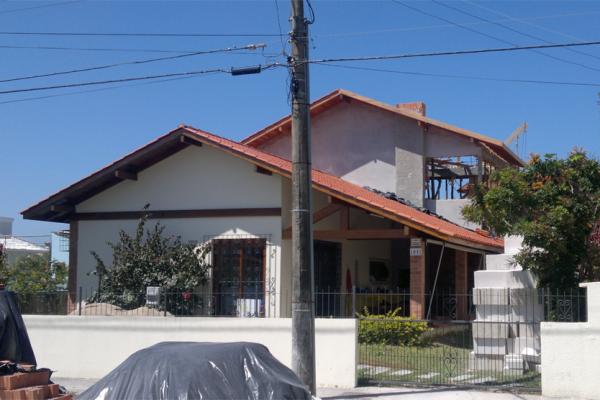 Casa Residencial –  Florianópolis/SC – Construção