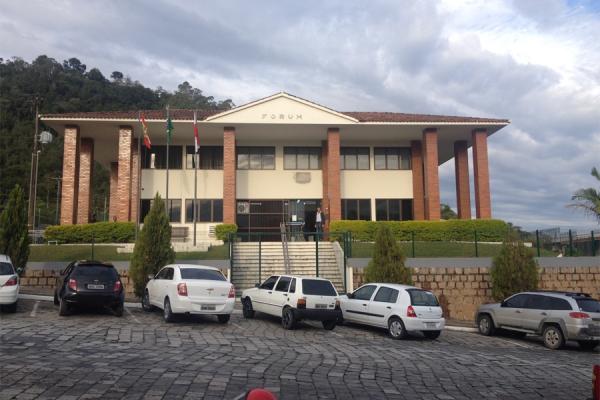 Fórum Ituporanga – Reforma Parcial
