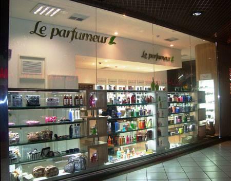 Loja Le Parfumeur – Florianópolis/SC – Construção Total
