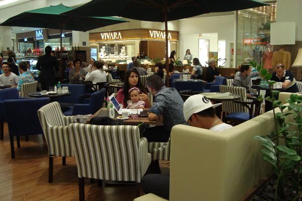 Café Bossa – Iguatemi Shopping – Construção Total